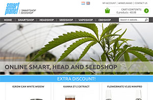 Screenshot Smartshop-Seedshop.com